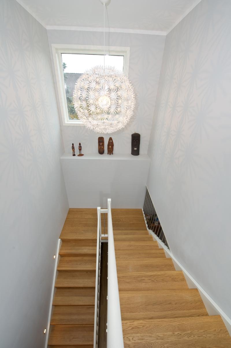 Halkskydd trappa transparent